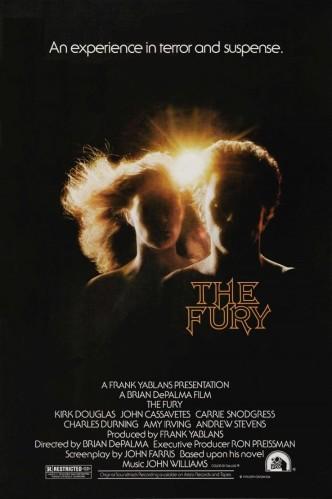 Ярость / The Fury (1978): постер