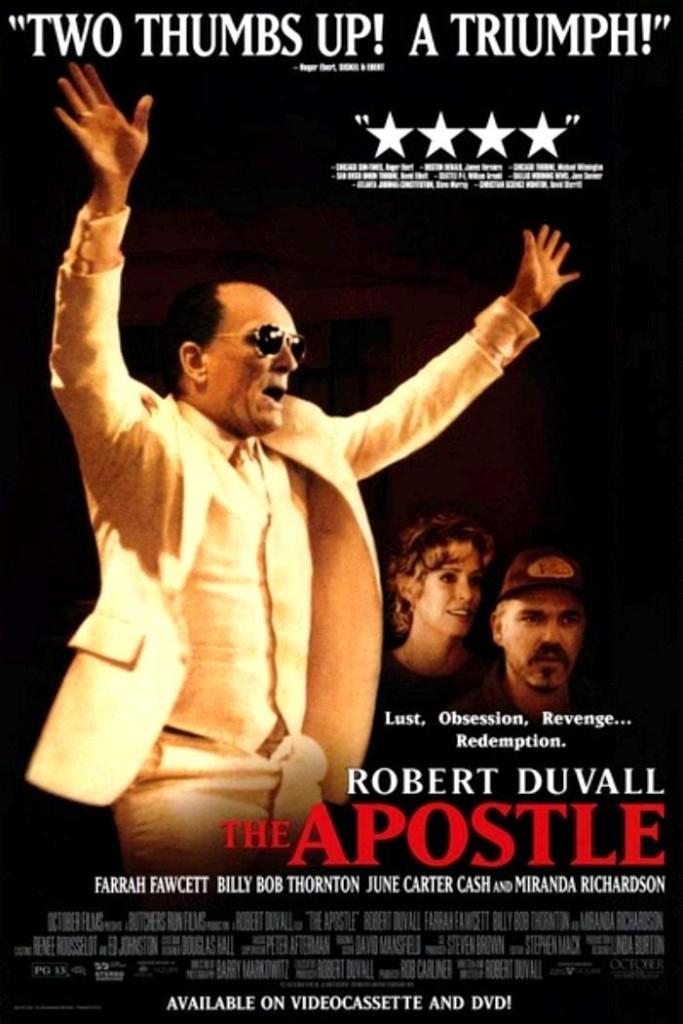 Апостол / The Apostle (1997): постер