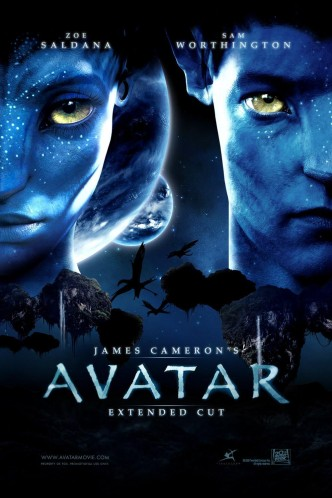 Аватар / Avatar (2009): постер