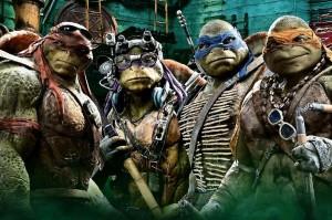 Черепашки-ниндзя 2 / Teenage Mutant Ninja Turtles: Out of the Shadows (2016): кадр из фильма