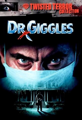 Доктор Усмешка / Dr. Giggles (1992): постер
