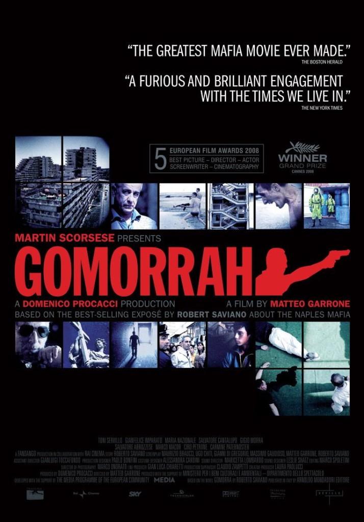Гоморра / Gomorra (2008): постер