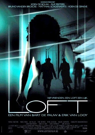 Лофт / Loft (2008): постер