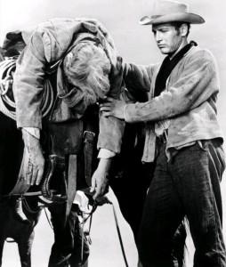 Пистолет в левой руке / The Left Handed Gun (1958): кадр из фильма