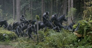 Планета обезьян: Революция / Dawn of the Planet of the Apes (2014): кадр из фильма