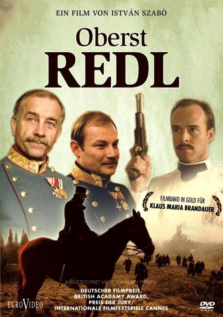Полковник Редль / Redl ezredes / Oberst Redl / Pukovnik Redl (1985): постер