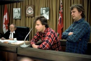 Приключения Боба и Дага МакКензи: Странное варево / The Adventures of Bob & Doug McKenzie: Strange Brew (1983): кадр из фильма