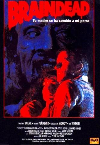 Живая мертвечина / Braindead (1992): постер