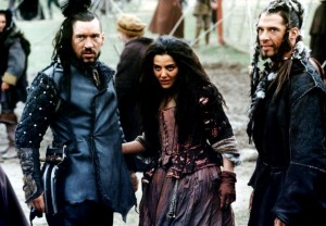 Братство волка / Le pacte des loups (2001): кадр из фильма