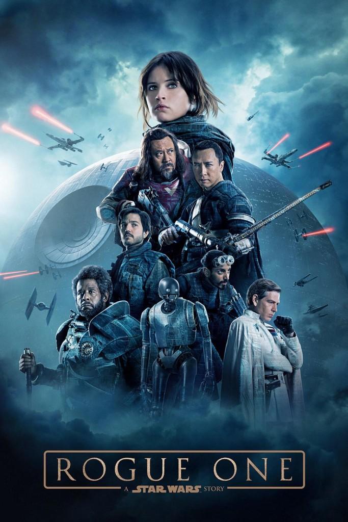 Изгой-один. Звёздные войны. Истории / Rogue One (2016): постер