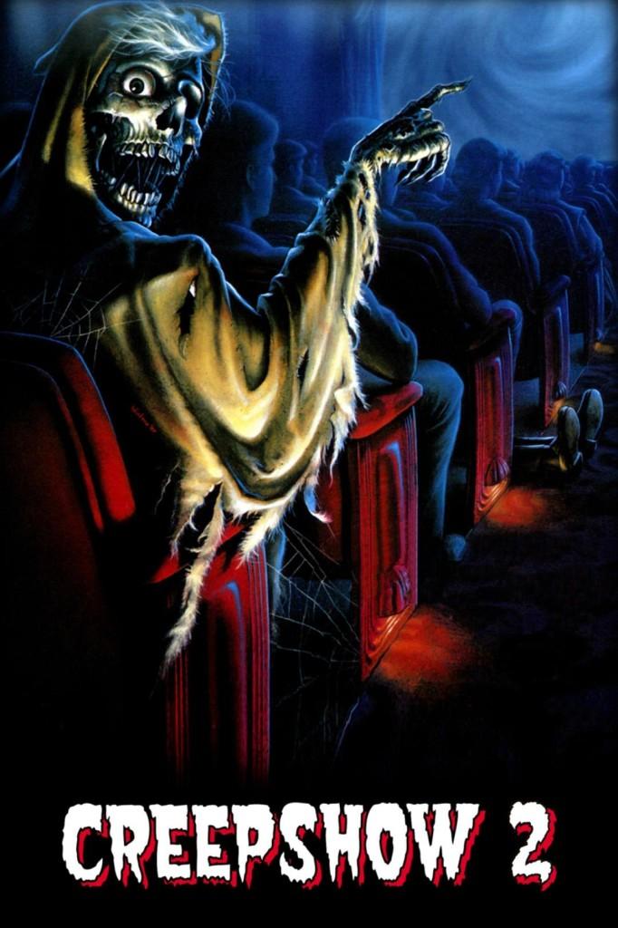 Калейдоскоп ужасов 2 / Creepshow 2 (1987): постер