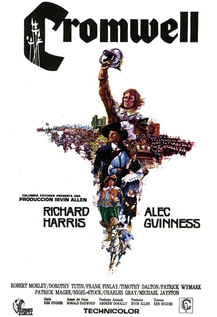 Кромвель / Cromwell (1970): постер