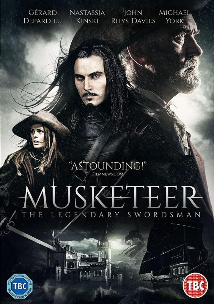 Мадемуазель мушкетёр / La Femme Musketeer (2004) (мини-сериал): постер