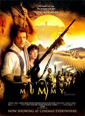 Мумия / The Mummy (1999): постер
