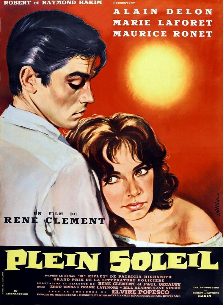 На ярком солнце / Plein soleil / In pieno sole (1960): постер