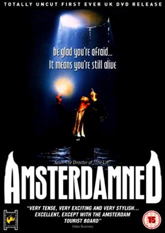 Проклятый Амстердам / Amsterdamned (1988): постер