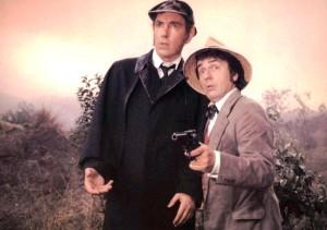 Собака Баскервилей / The Hound of the Baskervilles (1978): кадр из фильма