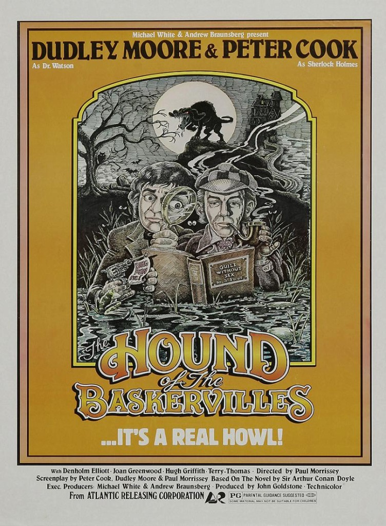 Собака Баскервилей / The Hound of the Baskervilles (1978): постер