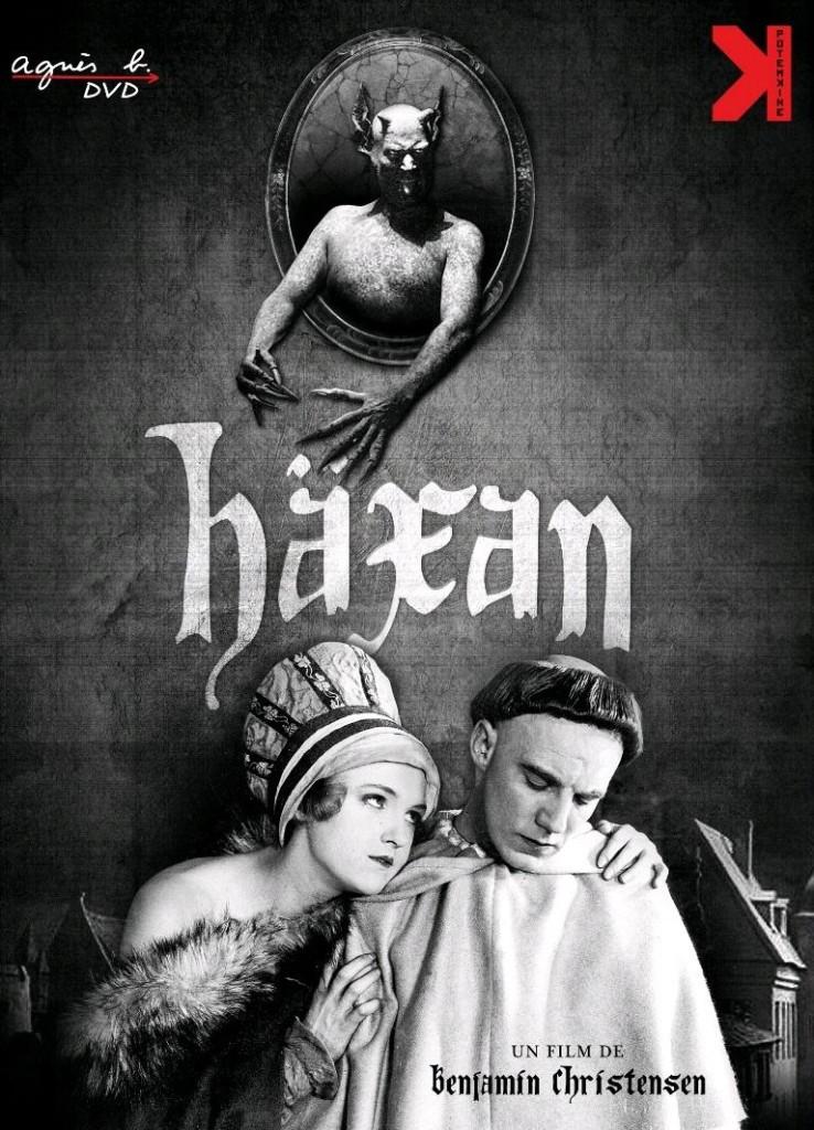 Ведьмы / Häxan (1922): постер