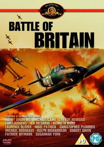 Битва за Британию / Battle of Britain (1969): постер