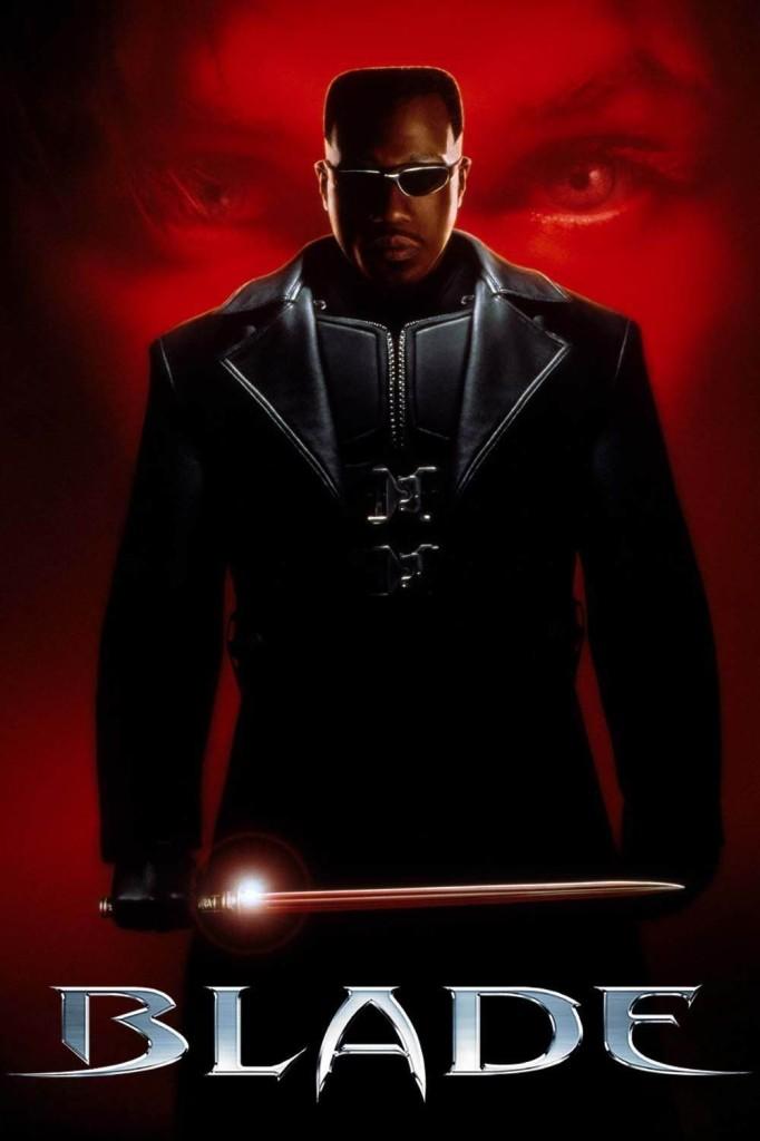 Блэйд / Blade (1998): постер