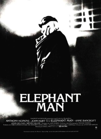 Человек-слон / The Elephant Man (1980): постер