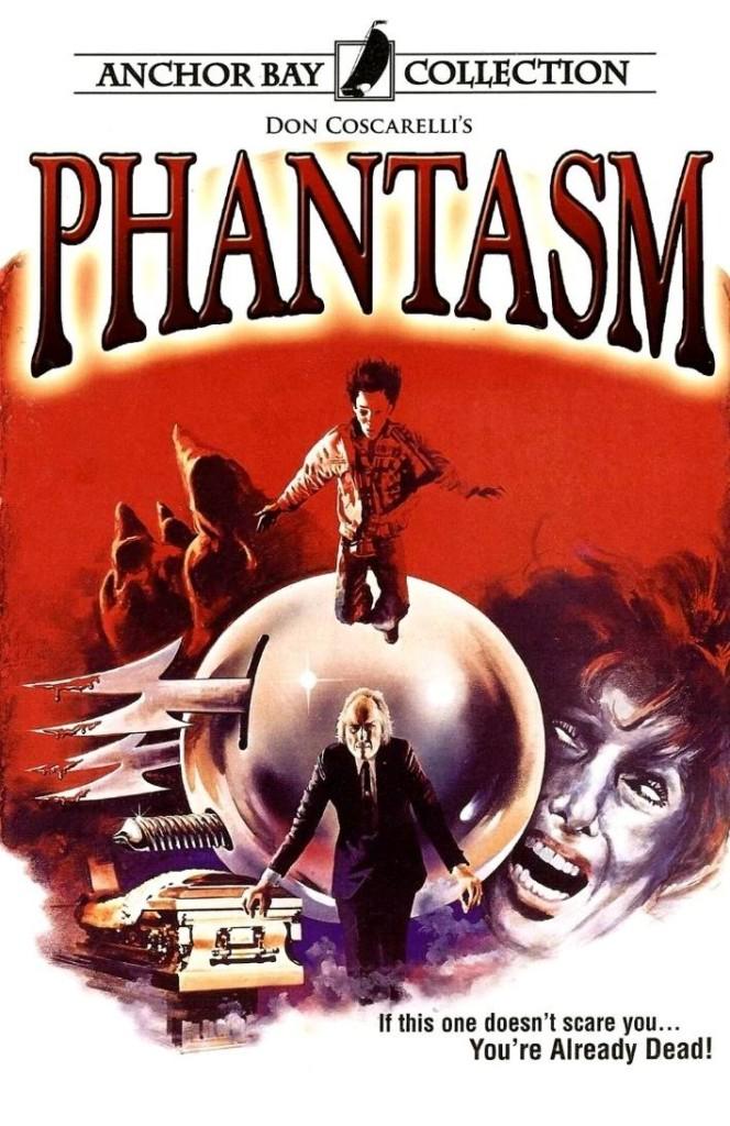 Фантазм / Phantasm (1979): постер
