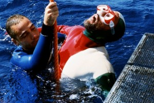 Голубая бездна / Le grand bleu (1988): кадр из фильма