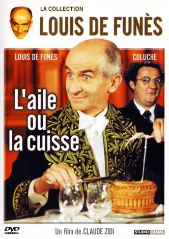 Крылышко или ножка / L'aile ou la cuisse (1976): постер