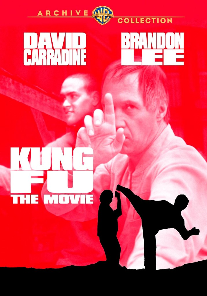 Кунг-фу: фильм / Kung Fu: The Movie (1986) (ТВ): постер