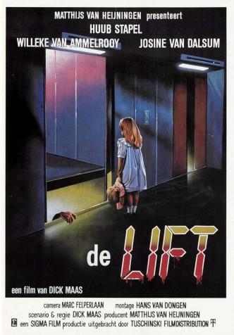 Лифт / De lift (1983): постер