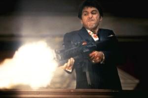 Лицо со шрамом / Scarface (1983): кадр из фильма