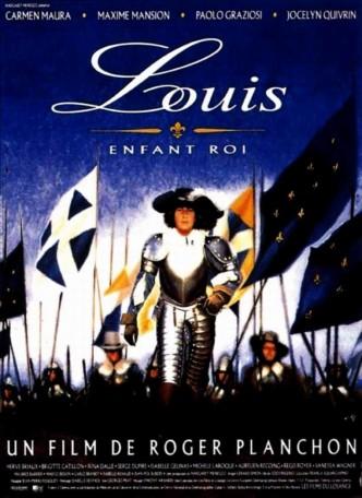 Луи, король-дитя / Louis, enfant roi (1993): постер