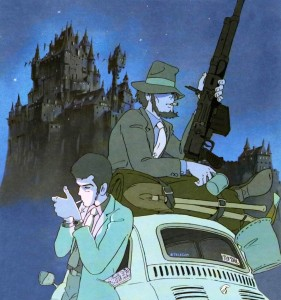 Люпен III: Замок Калиостро / Rupan sansei: Kariosutoro no shiro (1979): кадр из фильма