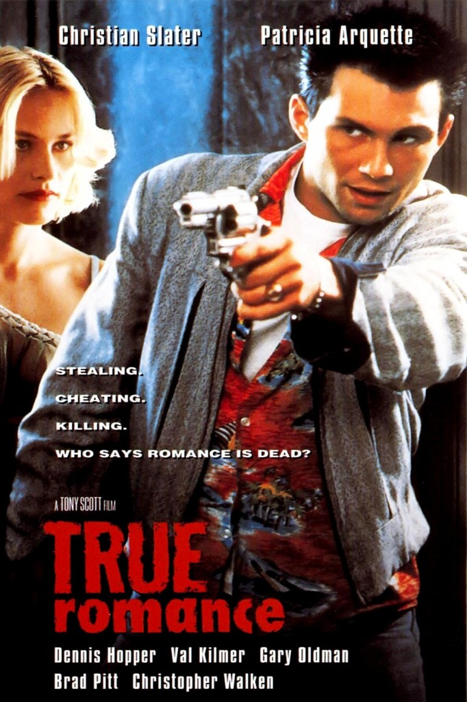 Настоящая любовь / True Romance (1993): постер