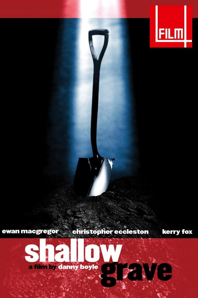 Неглубокая могила / Shallow Grave (1994): постер