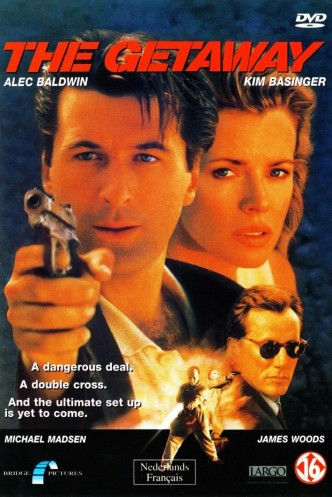 Побег / The Getaway / Gettauei (1994): постер