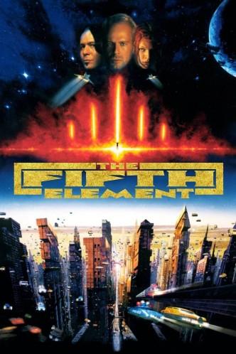 Пятый элемент / Le cinquième élément (1997): постер