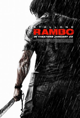 Рэмбо IV / Rambo (2008): постер