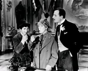 Утиный суп / Duck Soup (1933): кадр из фильма