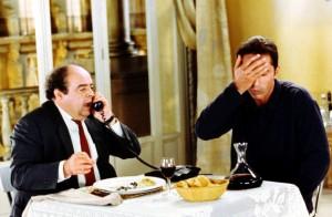 Ужин с придурком / Le dîner de cons (1998): кадр из фильма