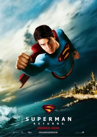 Возвращение Супермена / Superman Returns (2006): постер