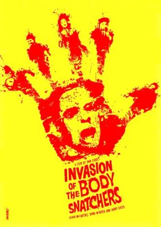 Вторжение похитителей тел / Invasion of the Body Snatchers (1956): постер