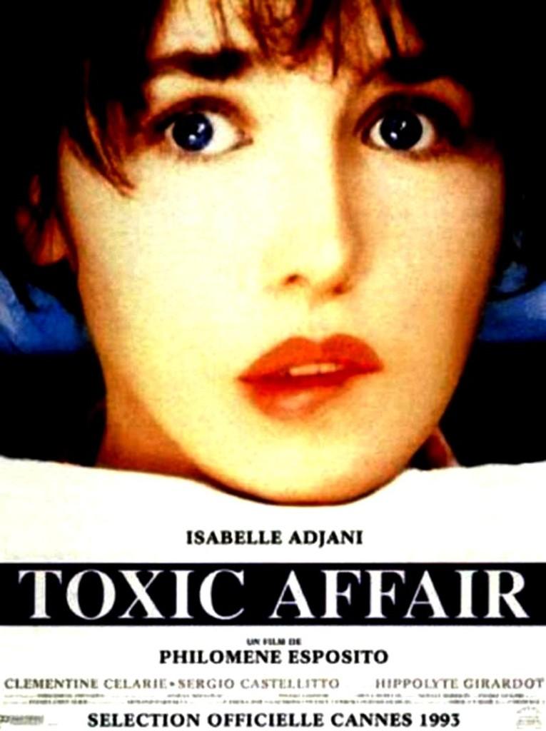 Ядовитое дело / Toxic Affair (1993): постер