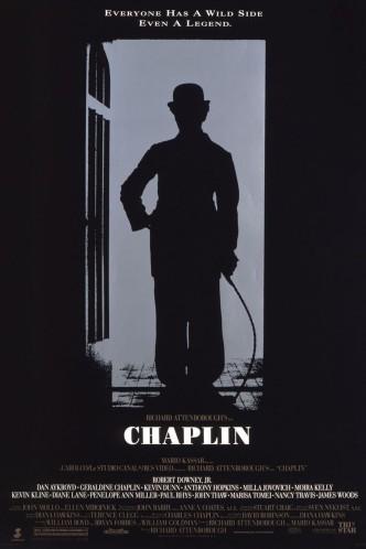 Чаплин / Chaplin (1992): постер