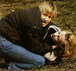 Чёрный квадрат / Chyornyy kvadrat (1993): кадр из фильма