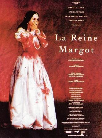 Королева Марго / La reine Margot / La regina Margot (1994): постер