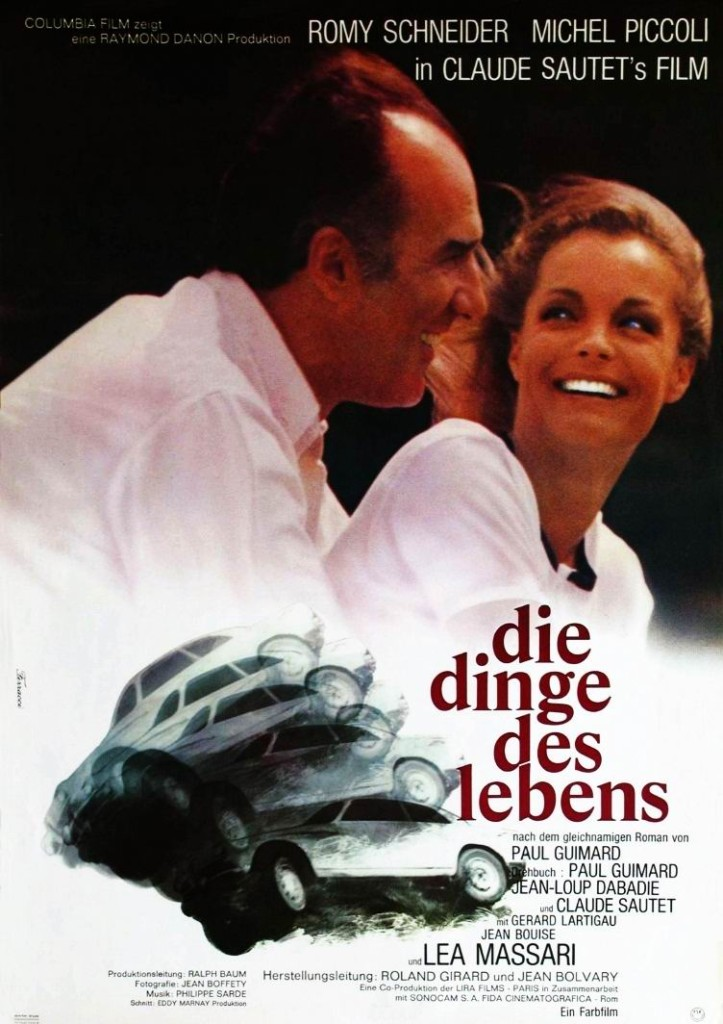 Мелочи жизни / Les choses de la vie (1970): постер