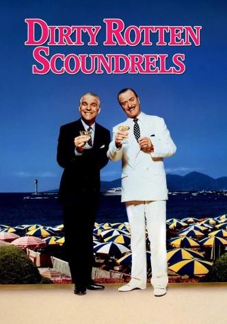 Отпетые мошенники / Dirty Rotten Scoundrels (1988): постер