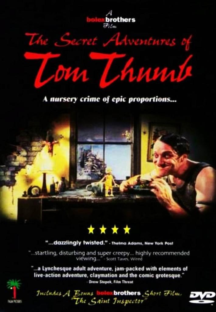 Тайные приключения Тома Тамба / The Secret Adventures of Tom Thumb (1993): постер